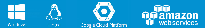 Your Business Phone System on Windows, Linux or in Google Cloud Platform