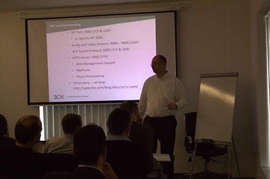 International 3CX Partner Training Event Held in Malta