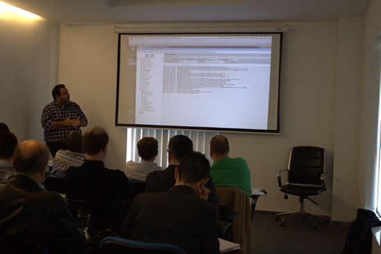 3CX Partner Training Event in November 2012 a Huge Success