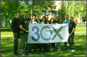 3CX sponsors University of Zagreb students by providing them with software licences.