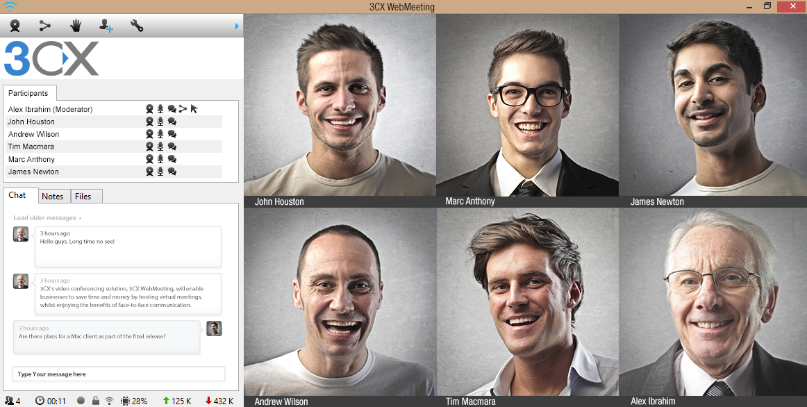 webmeeting-screenshot sneakpic