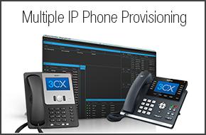 Multiple IP Phone Provisioning
