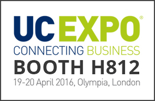 Catch 3CX at UC Expo 2016, booth H812