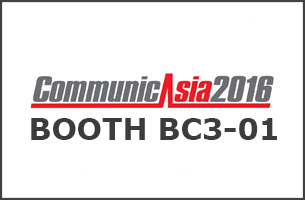 Meet 3CX at Booth BC3-01 at CommunicAsia 2016