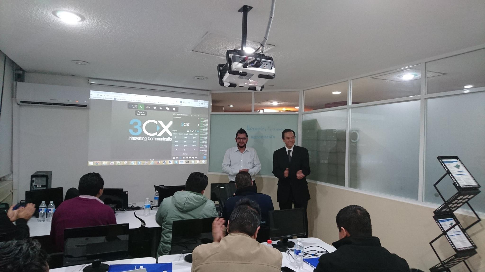 3cx training mexico