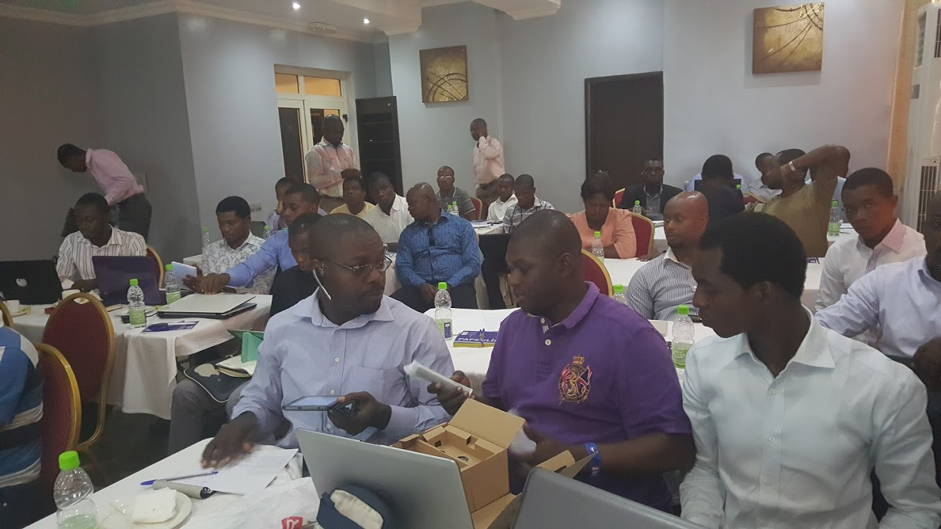 nigeria 3cx training