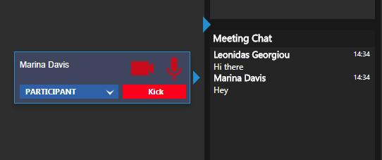 Chat Management