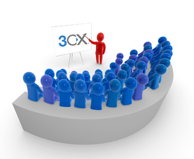 Reserve your seat at the 3CX Wednesday Webinar