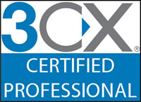 Become 3CX Certified by watching the new training videos and taking the certification test