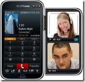 3cxphone with video