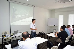 3CX Partner Training in Malaysia, October 2012