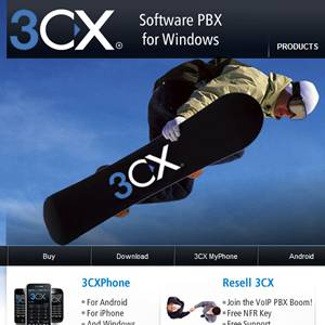 New 3CX Website, Blog and Forum Design