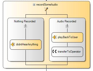 Recording Large Messages in 3CX Voice Application Designer