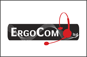 VoIP PBX developer, 3CX, announces Israeli company, Ergocom as a new Distributor - Ergocom Logo