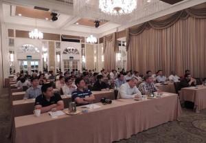 Successful 3CX Partner Training Event in Singapore